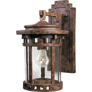 Casimir 1 Light Outdoor Wall Lantern
