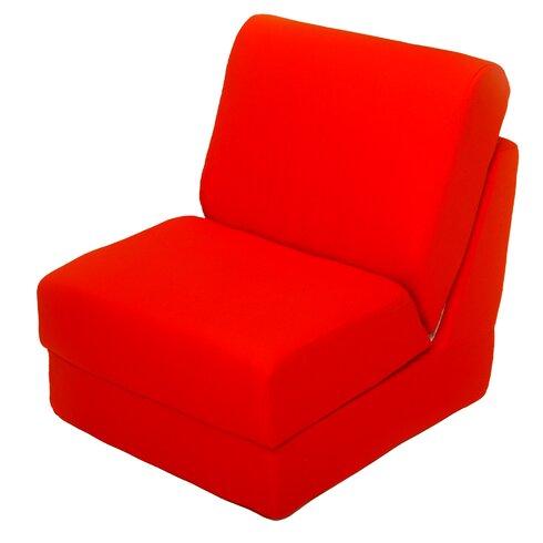 Fun Furnishings Teen Personalized Kids Sleeper Chair