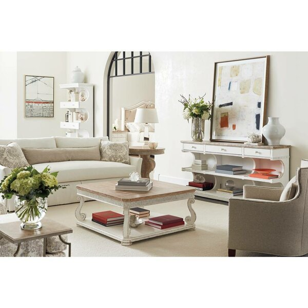 stanley juniper dell 3 piece coffee table set & reviews | wayfair