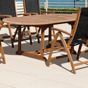 Extendable Patio Tables Youll Love Wayfair