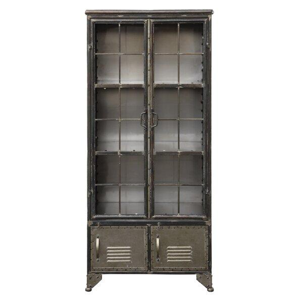 Creative co op urban homestead metal 4 door storage for Door 55 reviews
