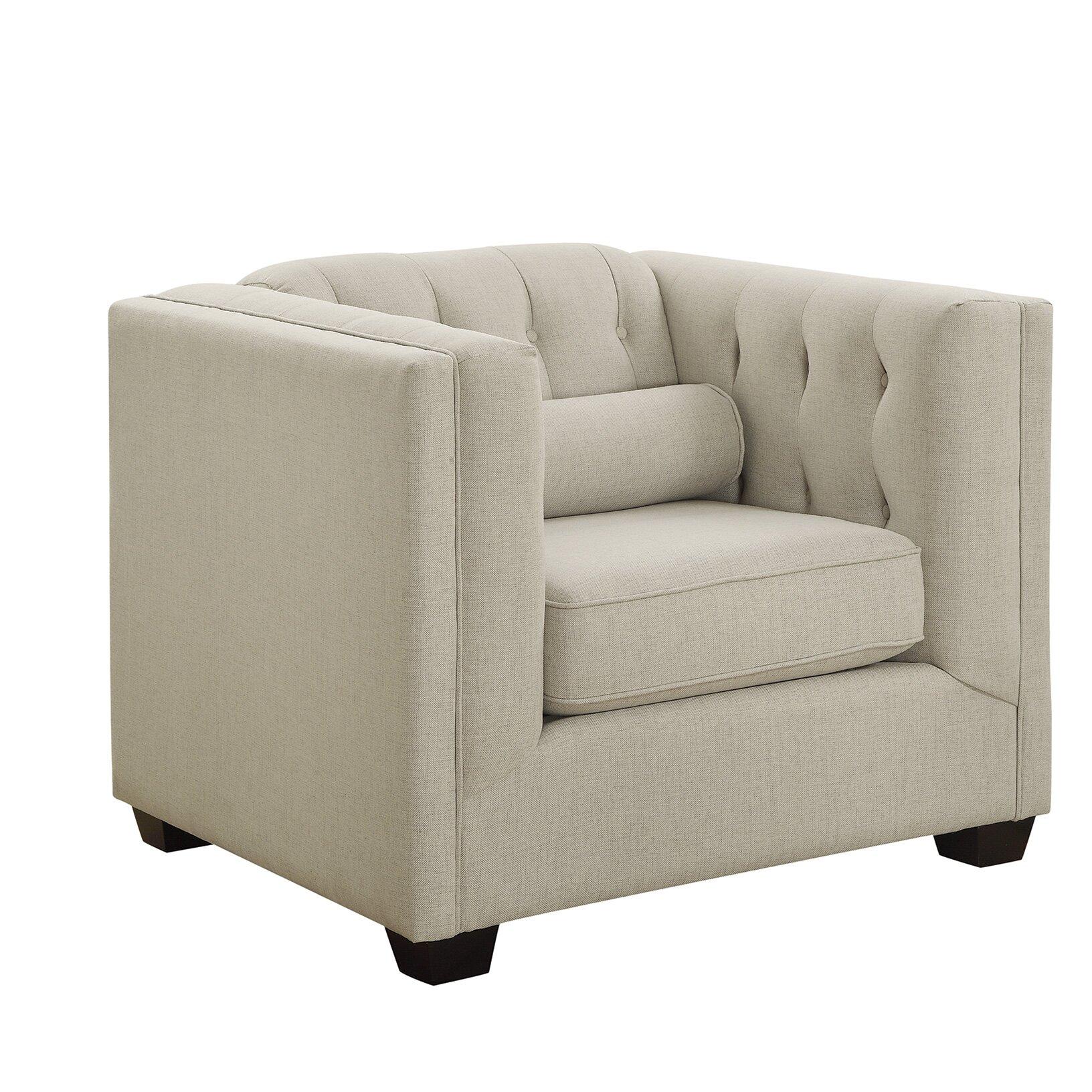 Mercury Row Custer Arm Chair Reviews