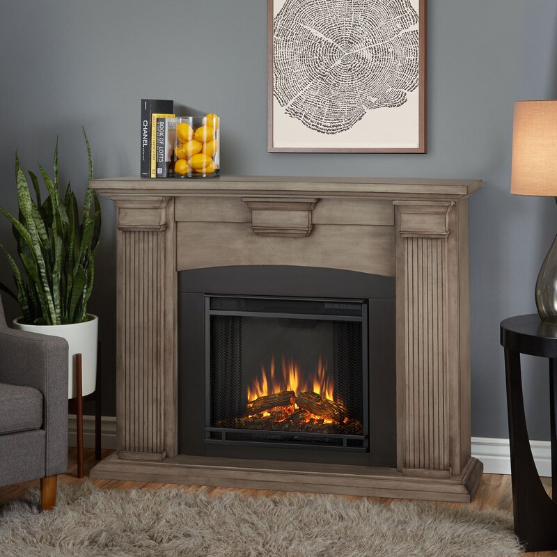 Electric Fireplace real flame electric fireplace : Real Flame Adelaide Electric Fireplace & Reviews | Wayfair