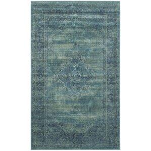 Makenna Turquoise / Multi Area Rug