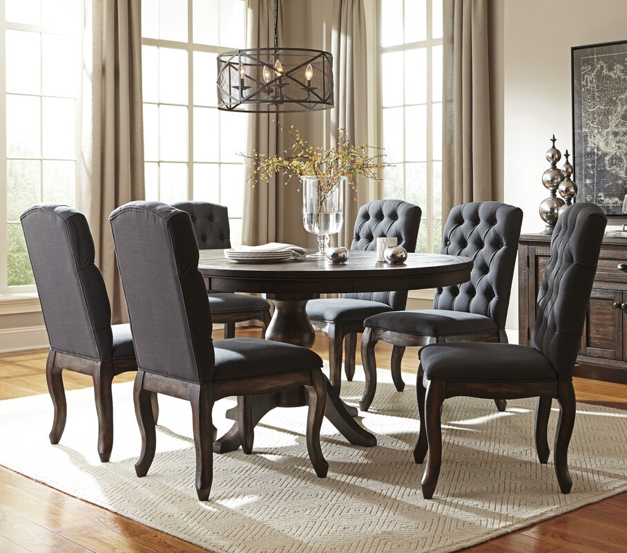 baxter 7 piece dining set. Interior Design Ideas. Home Design Ideas