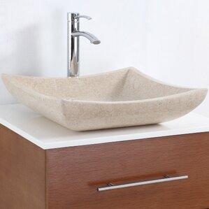 Avalon Square Vessel Bathroom Sink