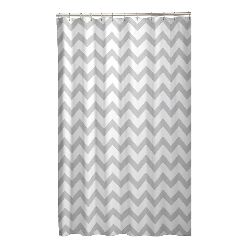 Raminez Chevron Shower Curtain