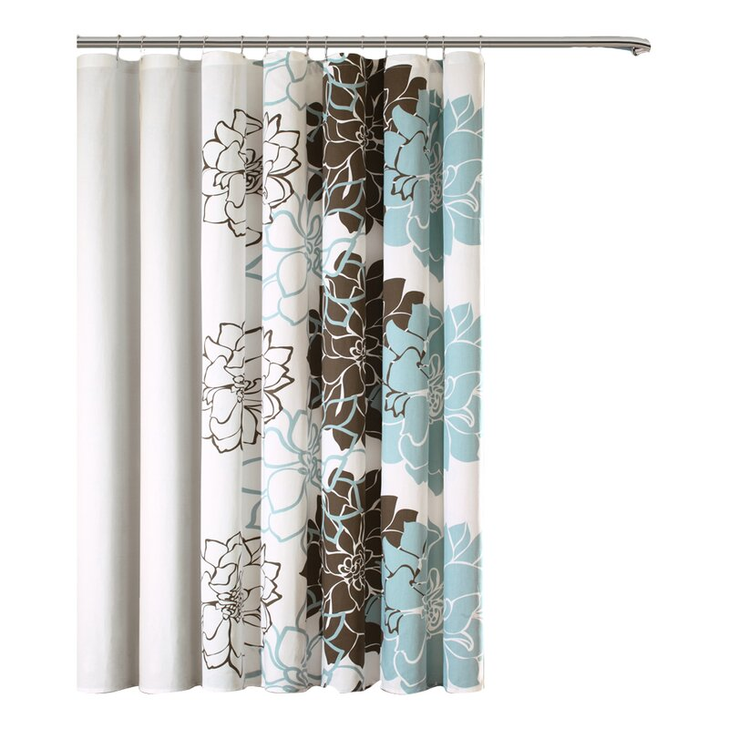 broadwell cotton shower curtain