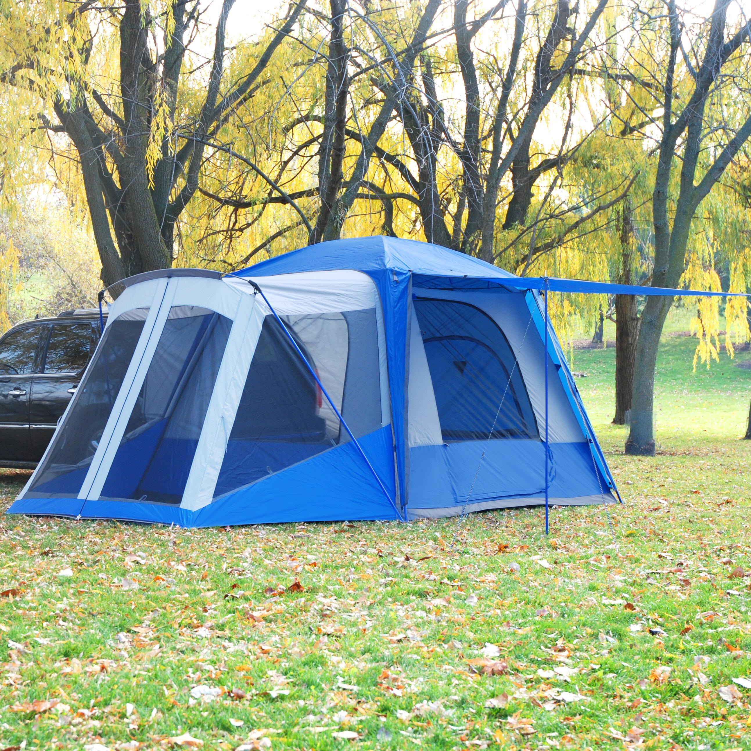 sc 1 st  Wayfair & Napier Outdoors Sportz SUV Tent u0026 Reviews | Wayfair
