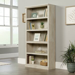 Cottman 5 Shelf Standard Bookcase