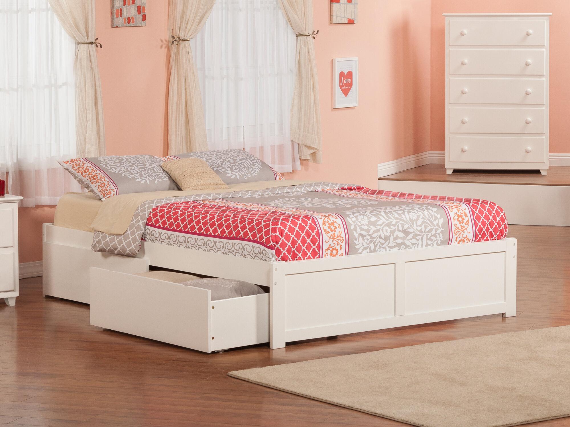 Beachcrest home alayah queen storage platform bed reviews wayfair ca