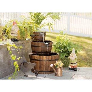 Outdoor Fountains You'll | Wayfair on