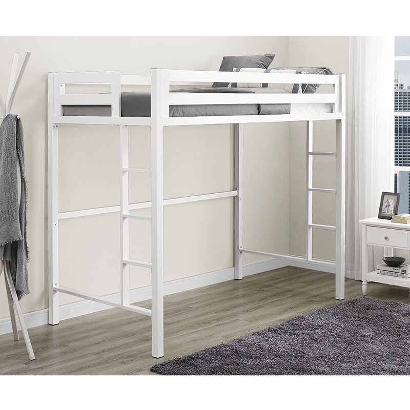 Fabulous Giusti Twin Loft Bed Download Free Architecture Designs Scobabritishbridgeorg