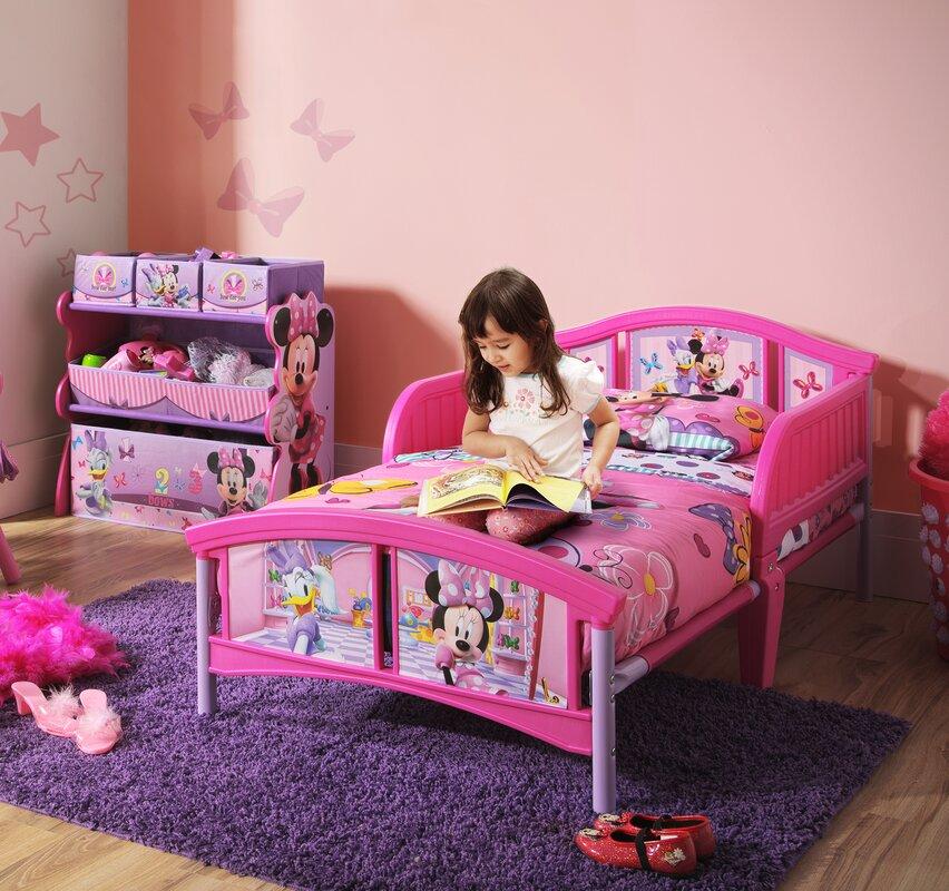 Delta Children Disney Minnie Mouse Toddler Bed Amp Reviews
