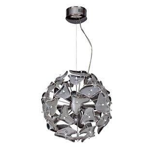 Otto 41-Light Globe Chandelier by Mantra