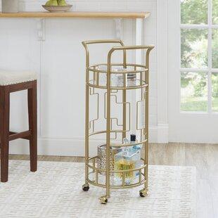 Paschall Bar Cart