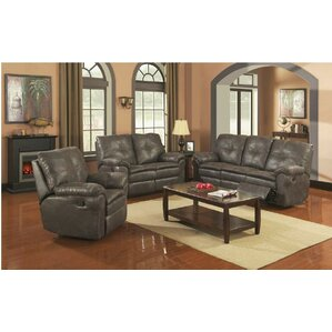Comfort Zone 3 Piece Living Room Set