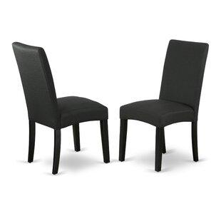 Kellen Solid Wood Dining Chair (Set of 2)