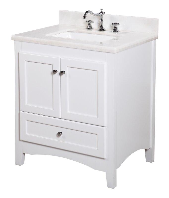 Abbey 30  Single Bathroom Vanity Set. KBC Abbey 30  Single Bathroom Vanity Set   Reviews   Wayfair