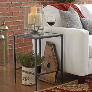 Harlan Square Side Table by Birch Lane?