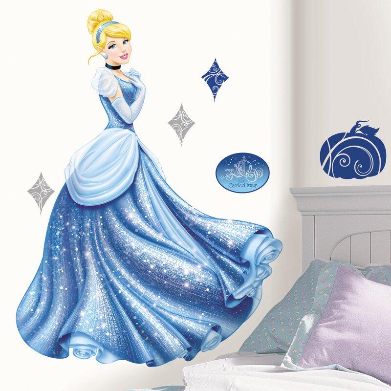 room mates popular characters disney princess cinderella glamour