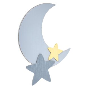 Sanya Moon And Stars Hanging Art