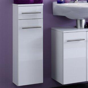 Parma Cupboard White Gloss Cabinet E51