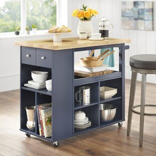 Haysi Kitchen Cart