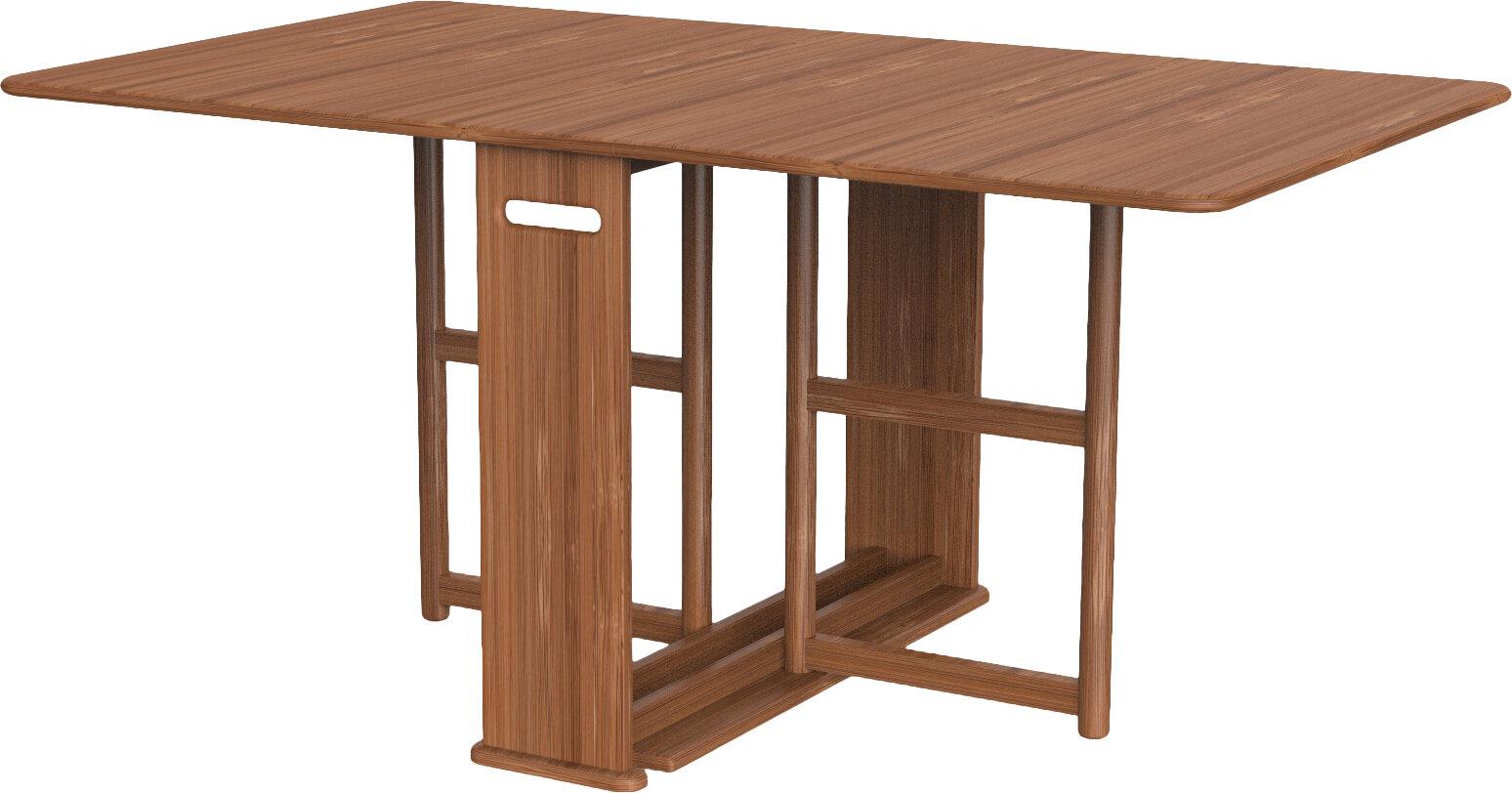greenington linden gateleg dining table wayfair