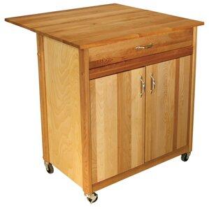 Mid Size Kitchen Cart by Catskill Craftsmen, Inc.