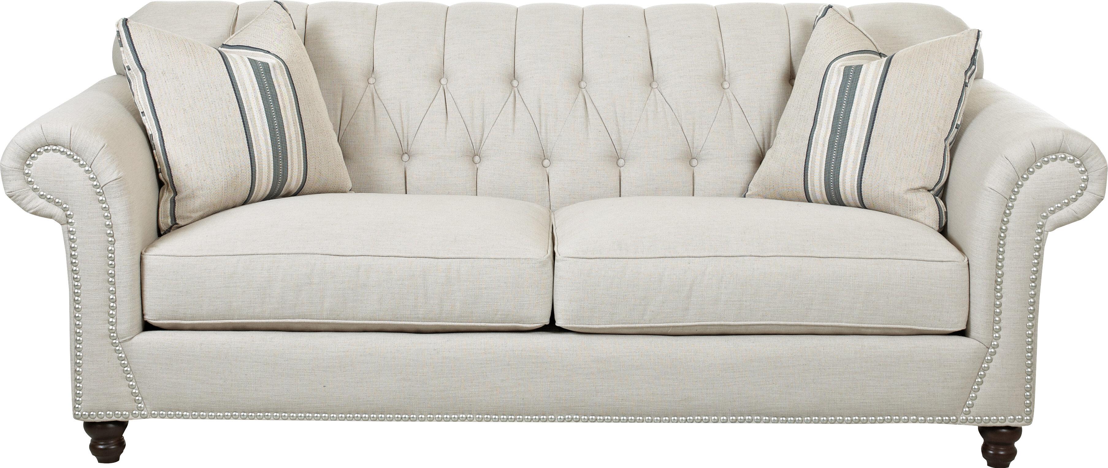 Klaussner Furniture Annie Sofa U0026 Reviews | Wayfair