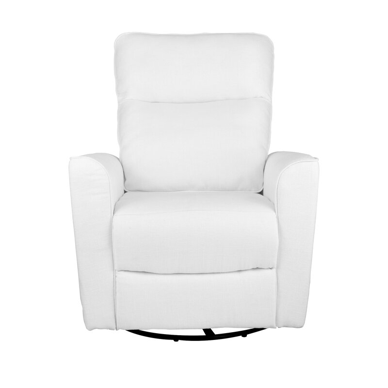 Soho Comfort Upholstered Swivel Glider  sc 1 st  Wayfair & Karla Dubois Soho Comfort Upholstered Swivel Glider u0026 Reviews ... islam-shia.org