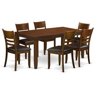 Lockmoor 7 Piece Dining Set