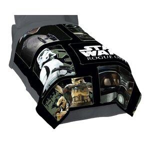 Disney Star Wars Rogue One Imperial Blanket