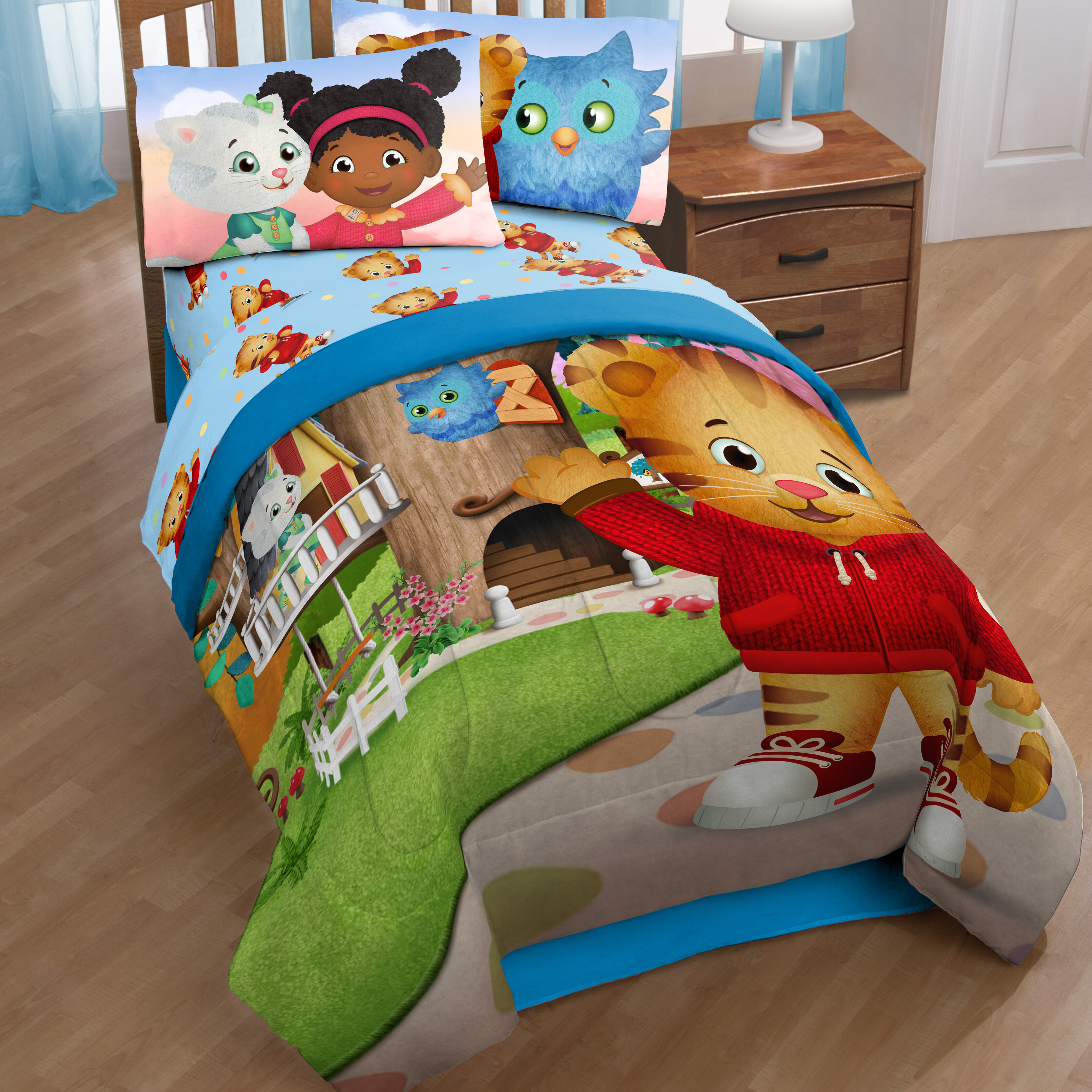 Toddler Bedding You Ll Love Wayfair