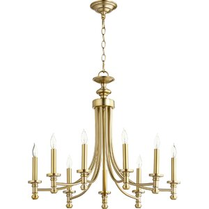 Rossington 9-Light Candle-Style Chandelier