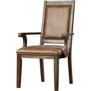 Veeder Arm Chair (Set of 2) by Loon Peak