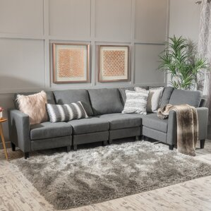 Buffum Modular Sectional by Mercury Row