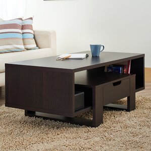Bostick Coffee Table by Ivy Bronx