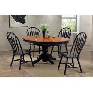 Strope Comfort Back Dining Chair (Set of 2)