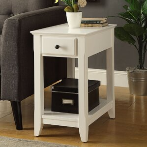 Hillyard End Table With Storag..