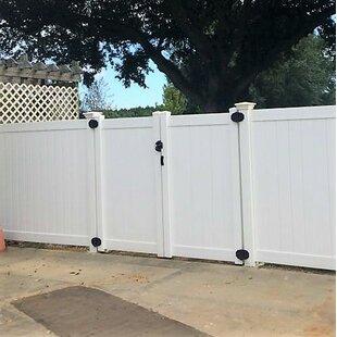 Outdoor Gates You Ll Love Wayfair