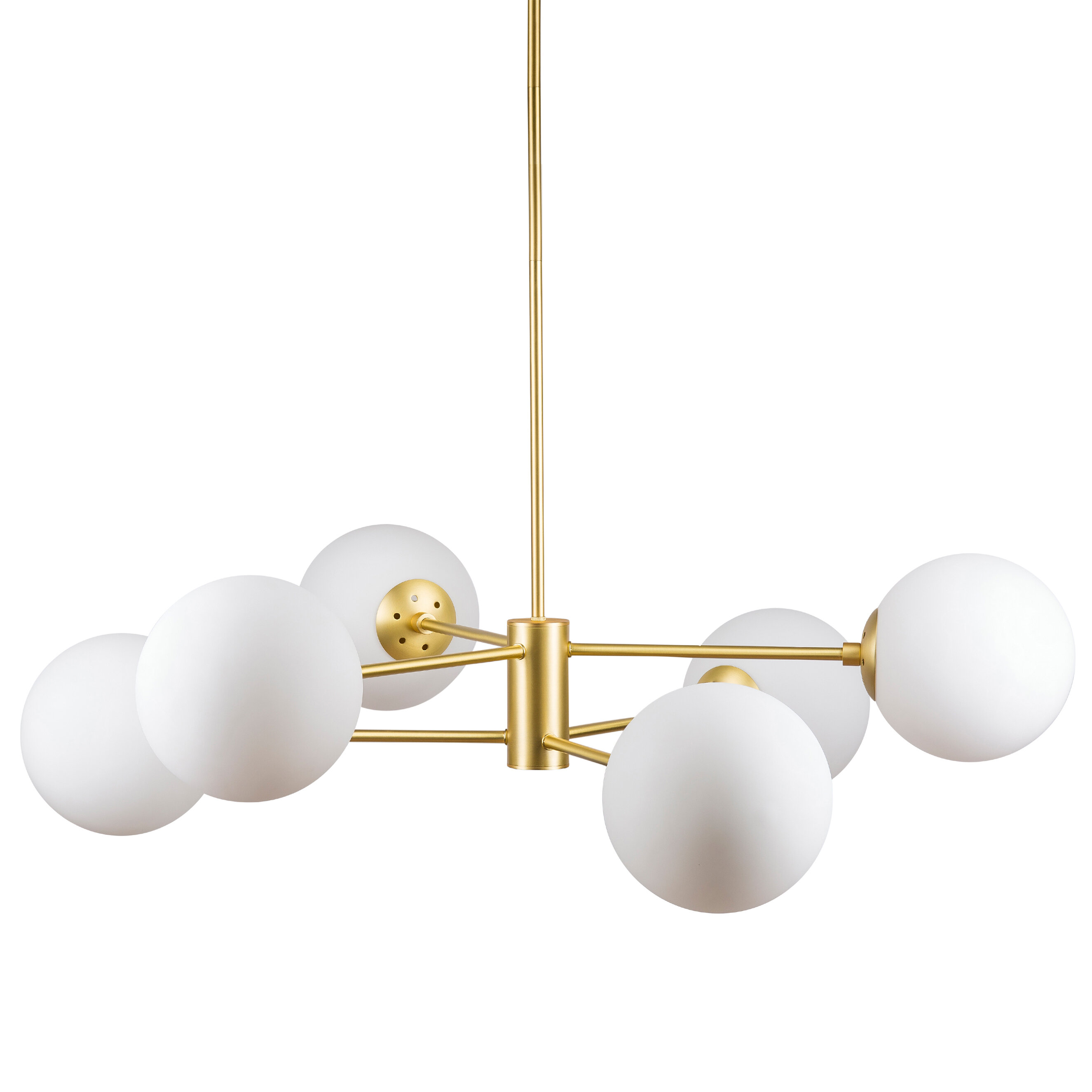 Modern Contemporary Edison Bulb Chandelier Allmodern