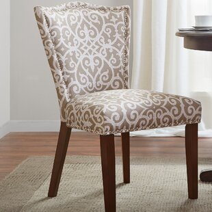Lisbon Upholstered Dining Chair (Set of 2)