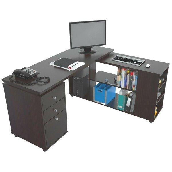 Latitude run toby l shape computer desk reviews wayfair