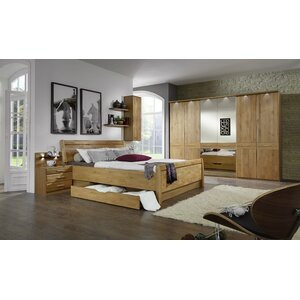 Anpassbares Schlafzimmer-Set Toledo, 180 x 200 c..
