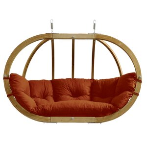 Globo Double Chair with Cushion