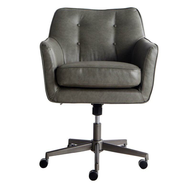 Serta Ashland Mid Back Desk Chair