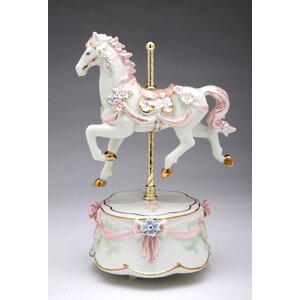 Decorative Carousel Musical Horse