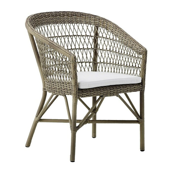 Sika Design Georgia Patio Dining Chair With Cushion Wayfairca - Georgia patio